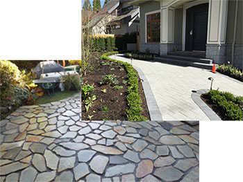 Landscape Paving and Stonework