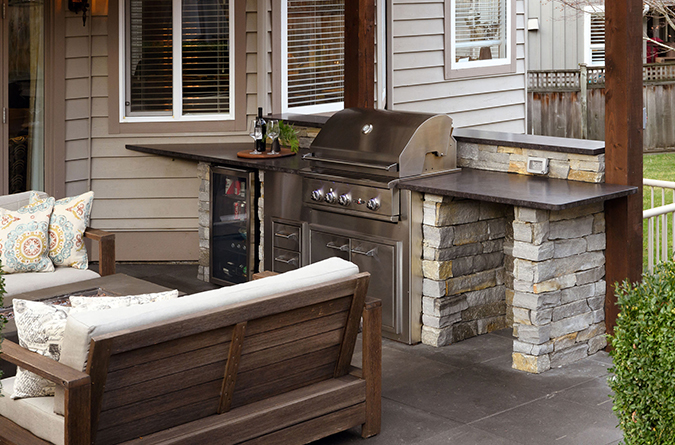BARBECUES AND STOVE TOPS